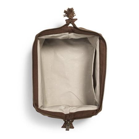 Elodie Details® Toaletna torbica Zip&Go Chocolate
