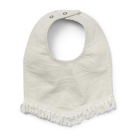 Slika za Elodie Details® Pamučni podbradnjak Lilly White