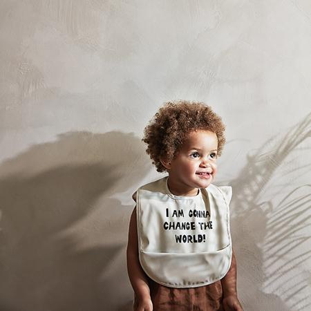 Slika za Elodie Details® Podbradnjak Change the World