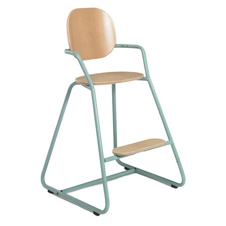 Slika za Charlie Crane® Visok stolček za hranjenje TIBU Tod Blue