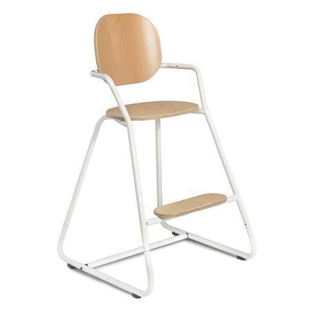 Slika za Charlie Crane® Visok stolček za hranjenje TIBU Tod White