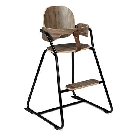 Slika za Charlie Crane® Visok stolček za hranjenje TIBU Black Edition