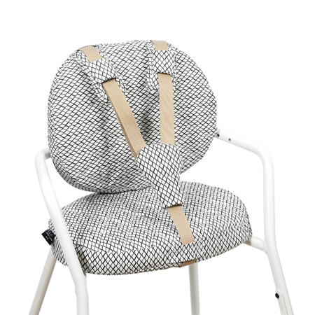 Slika za Charlie Crane® Blazina za stolček TIBU Diamond B&W