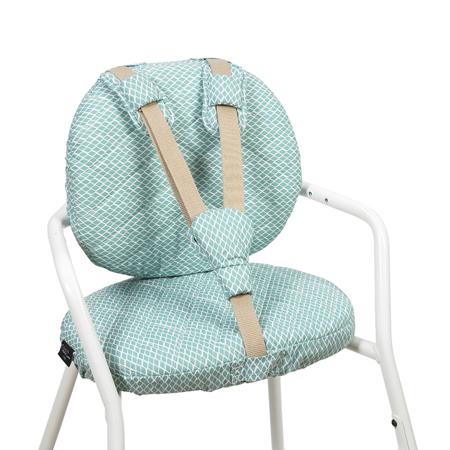 Slika za Charlie Crane® Blazina za stolček TIBU Diamond Blue