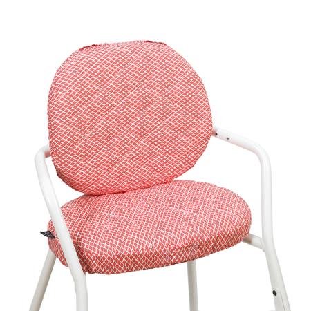 Slika za Charlie Crane® Blazina za stolček TIBU Diamond Red