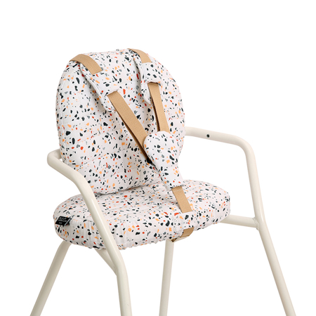 Slika za Charlie Crane® Blazina za stolček TIBU Milinane Terrazzo