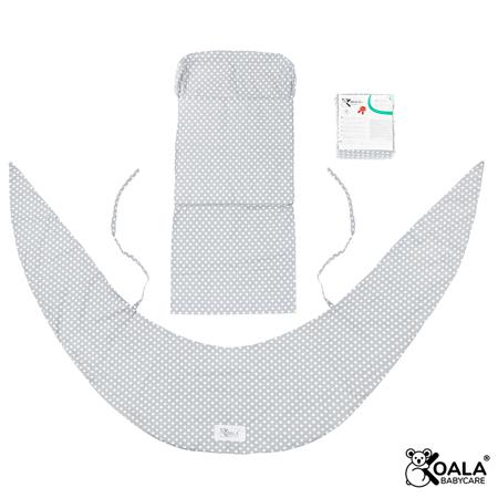 Slika za Koala Babycare® Presvlaka za jastuk za trudnice Hug Comfy Grey +