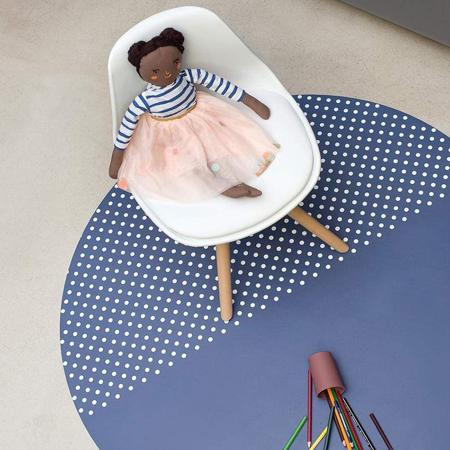 Slika za Toddlekind® Višenamjenska podloga Blue Pansy