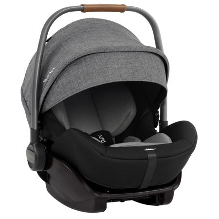 Slika za Nuna® Otroški avtosedež Arra™ i-Size 157° z IsoFix z bazo 0+ (0-13 kg) Charcoal