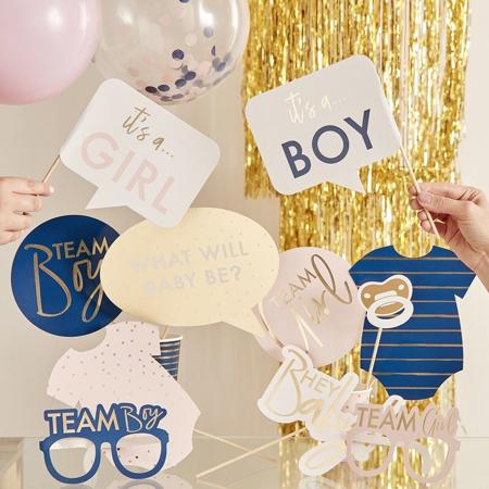 Slika za Ginger Ray® Komplet za fotografiranje Boy/Girl