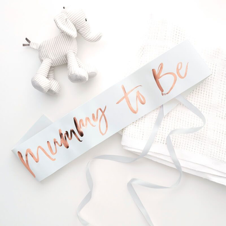 Slika za Ginger Ray®  Traka s natpisom Mummy to Be Twinkle Twinkle