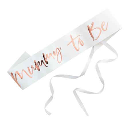 Ginger Ray®  Traka s natpisom Mummy to Be Twinkle Twinkle