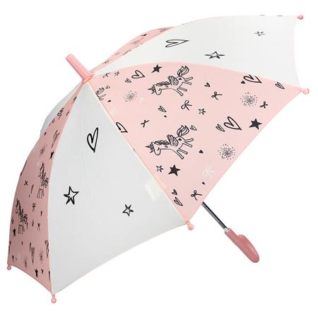 Slika za Kidzroom® Dječji kišobran Fearless & Cuddle Peach