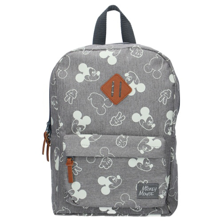 Slika za Disney's Fashion® Otroški nahrbtnik Mickey Mouse All Together Grey