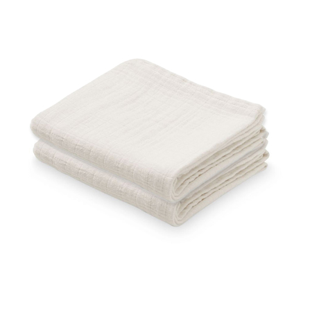 Slika za CamCam® Komplet tetra pleničk Creme White 70x70