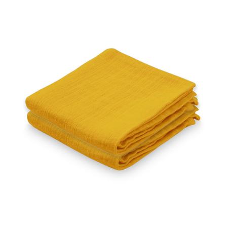 Slika za CamCam® Komplet tetra pleničk Mustard 70x70
