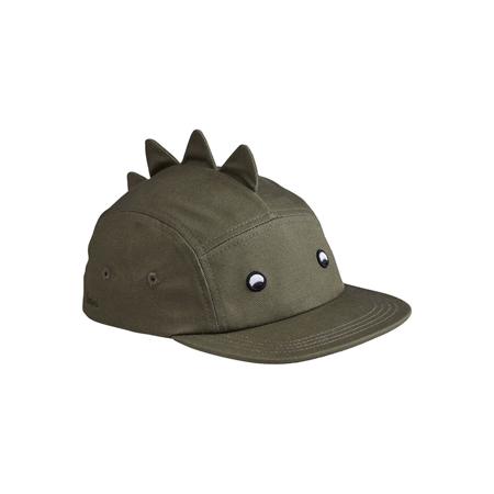 Slika za Liewood® Rory kapa s šilcem Faune Green 3-4 L
