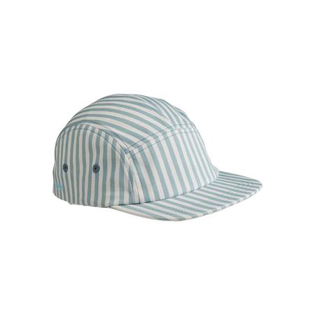 Slika za Liewood® Rory kapa s šilcem Sea Blue/White
