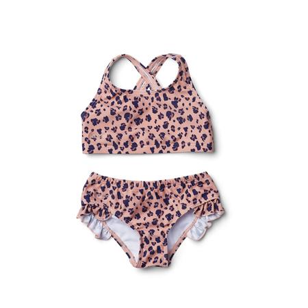 Slika za Liewood® Dvodijelni kupaći kostim Juliet Mini Leo/Coral Blush 116/122