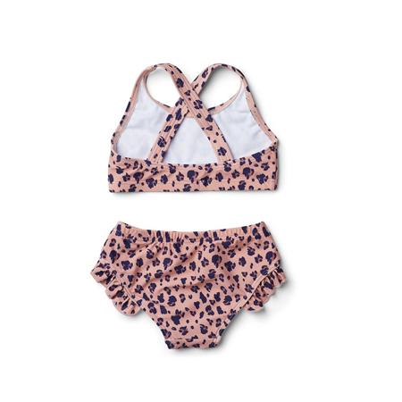 Slika za Liewood® Dvodijelni kupaći kostim Juliet Mini Leo/Coral Blush