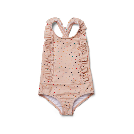 Slika za Liewood® Dječji kupaći kostim Moa Confetti Mix