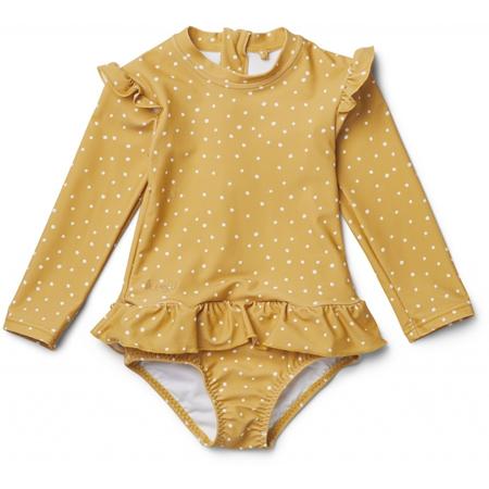 Slika za Liewood® Dječji jednodijelni kupači Sillie Confetti Yellow Mellow 92/98