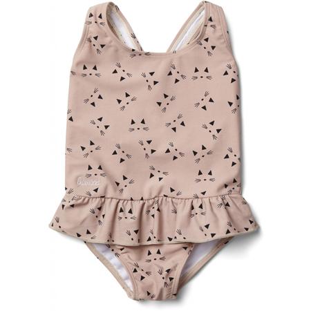 Slika za Liewood® Dječji kupaći kostim Amara Cat Rose 92/98