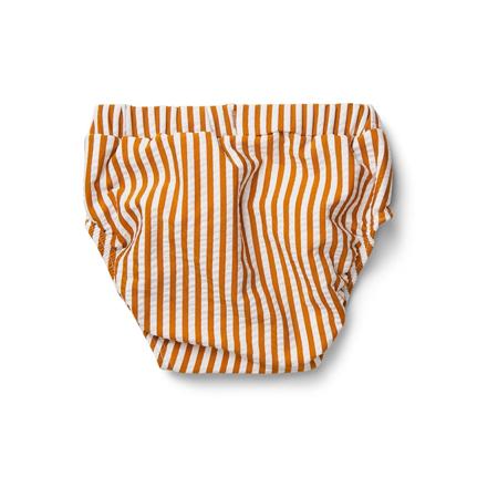 Slika za Liewood® Otroške kopalke Frej Stripe Mustard