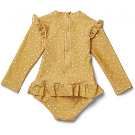 Slika za Liewood® Otroške enodelne kopalke Sillie Confetti Yellow Mellow