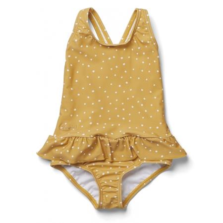 Slika za Liewood® Otroške enodelne kopalke Amara Confetti Yellow Mellow
