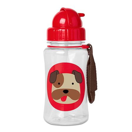 Slika za Skip Hop® Steklenička s slamico Kuža Buldog