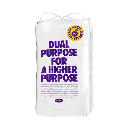 Slika za Violeta® Eco toalet papir Dual Purpose 16/1 3SL