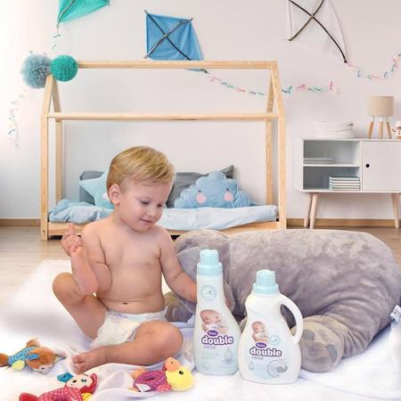 Violeta® Double Care Baby Deterdžent za rublje 1000ml