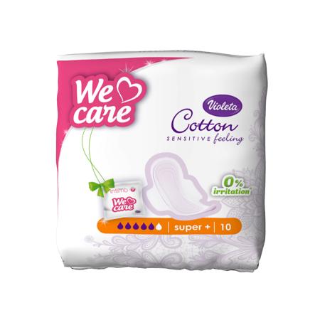 Violeta® Lady ultra tanak uložak Cotton Super 10/1