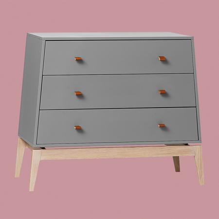 Slika za Leander® Predalnik Luna™ Grey/Oak
