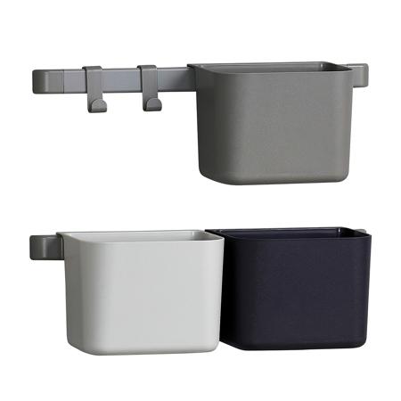 Slika za Leander® 3x organizatorji in 2x krajši nosilec Dusty Grey