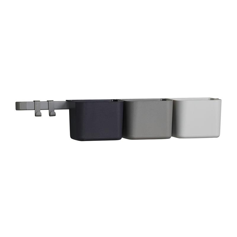 Slika za Leander® 3x organizatora i 1x duži nosač Dusty Grey