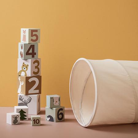 Slika za Kids Concept® Igralni tunel White