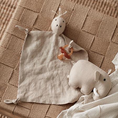 Slika za Kids Concept® Ninica odejica Dino Beige