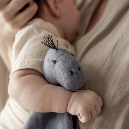 Slika za Kids Concept® Ninica odejica Dino Blue