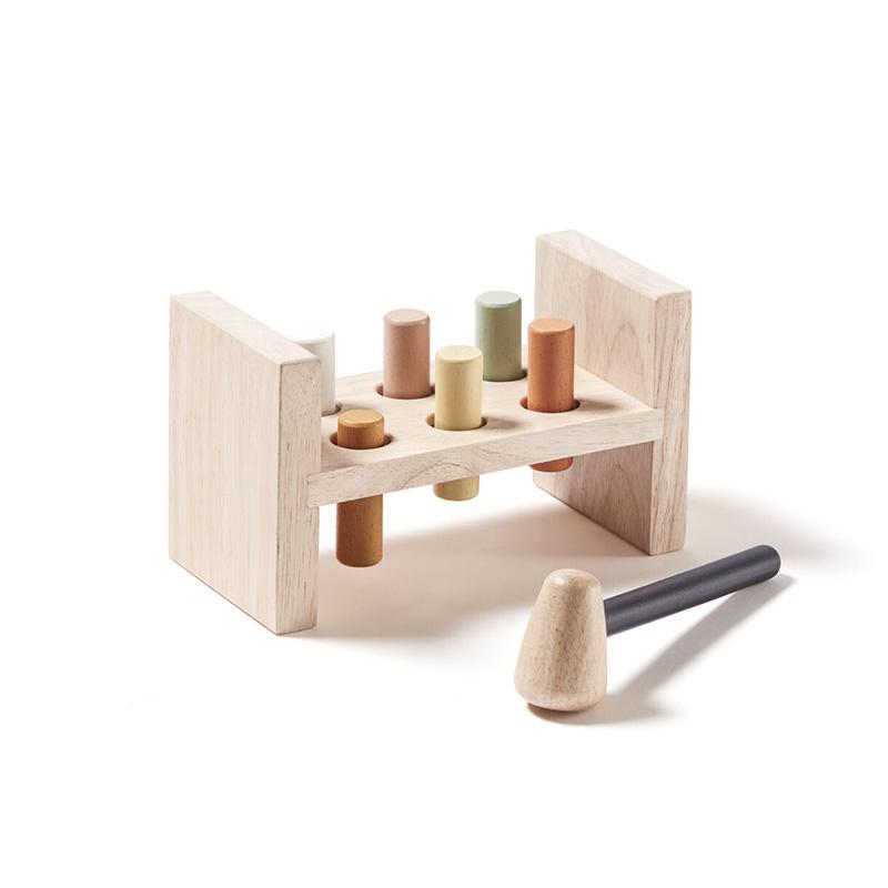 Slika za Kids Concept® Lesena igračka s kladivom Neo