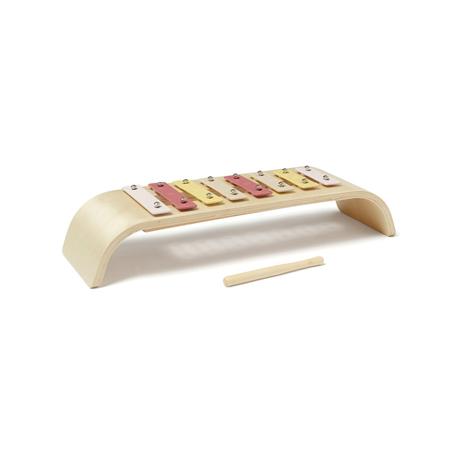 Slika za Kids Concept® Drveni ksilofon Pink