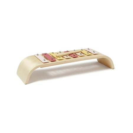 Kids Concept® Drveni ksilofon Pink