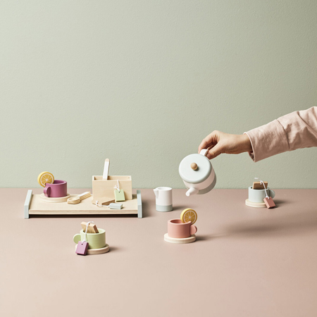 Kids Concept® Set za čaj Bistro