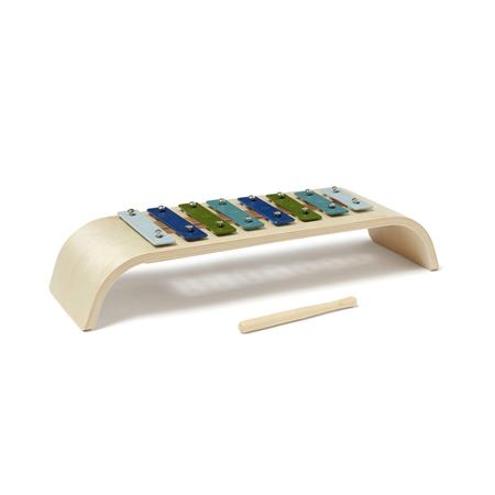 Slika za Kids Concept® Drveni ksilofon Blue
