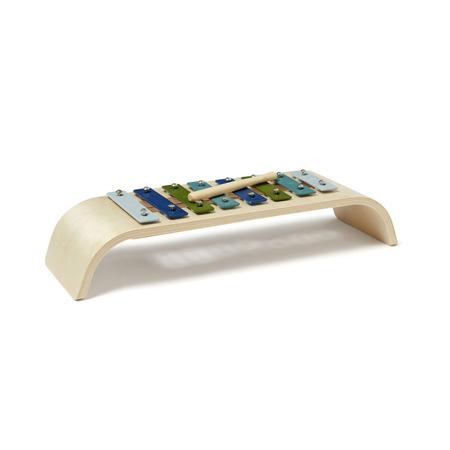 Kids Concept® Drveni ksilofon Blue