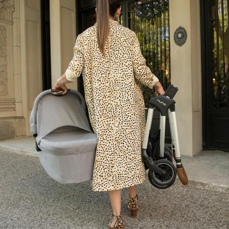 Slika za Nuna® Košara za novorojenčka Triv™ Ebony