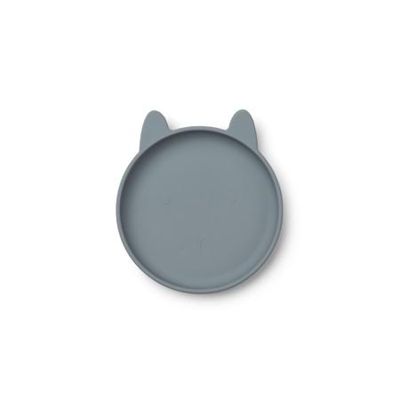 Slika za Liewood® Komplet silikonskih tanjura Olivia Blue Mix