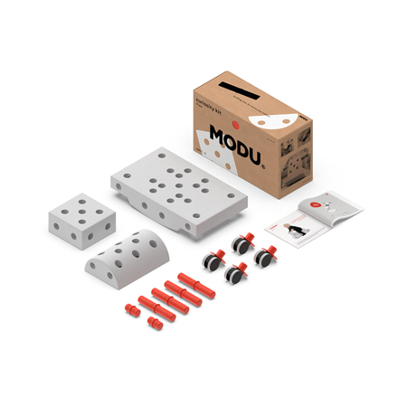 Slika za Modu® Curiosity Set Red