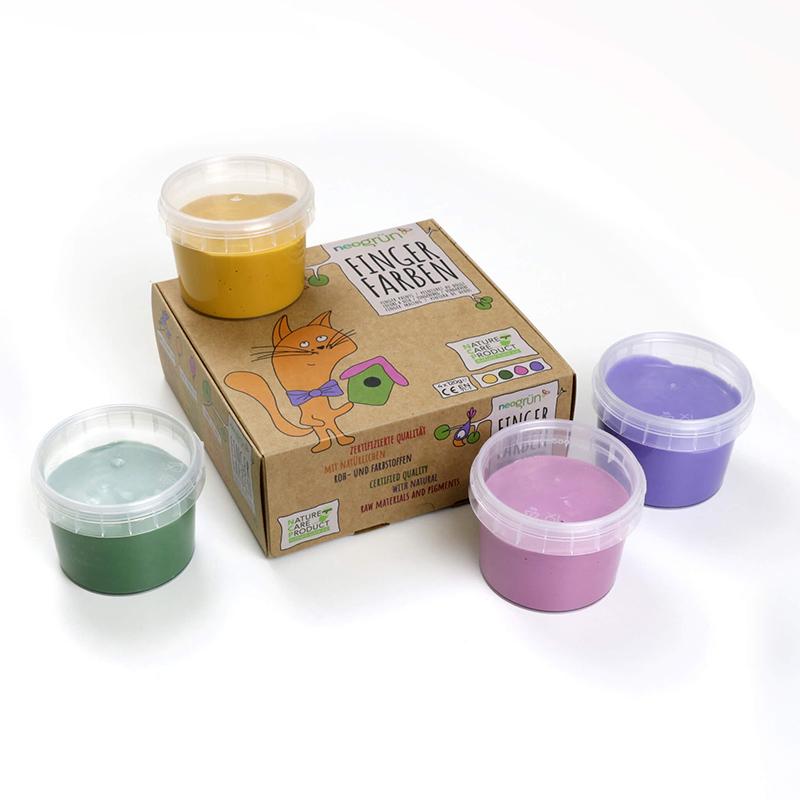 Slika za Neogrün® Set boja za prste Luka
